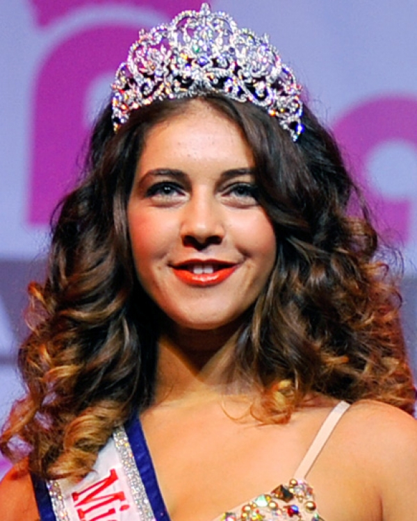 Mindy Mohamed || Miss Arab 2013